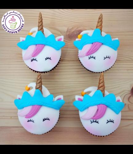 Cupcakes - Unicorn 03