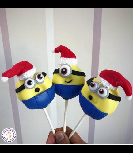 Christmas Themed Donut Pops 05