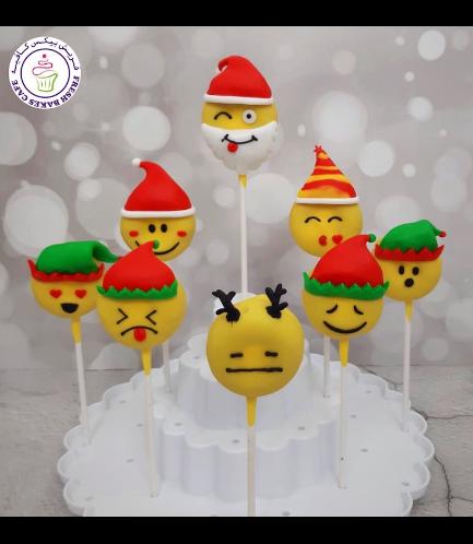 Donut Pops - Emojis