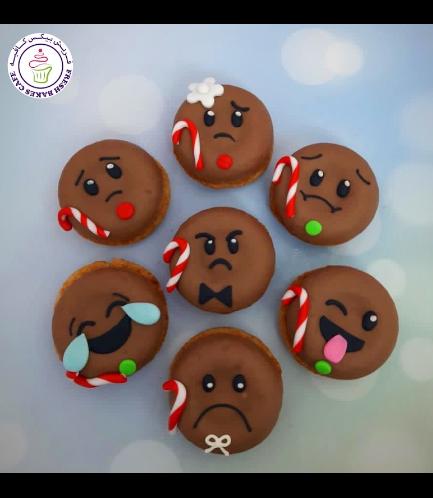 Donuts - Gingerbread Men