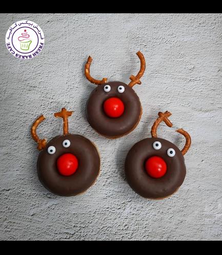Donuts - Reindeers 01