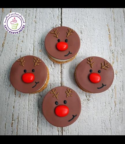 Donuts - Reindeers 02