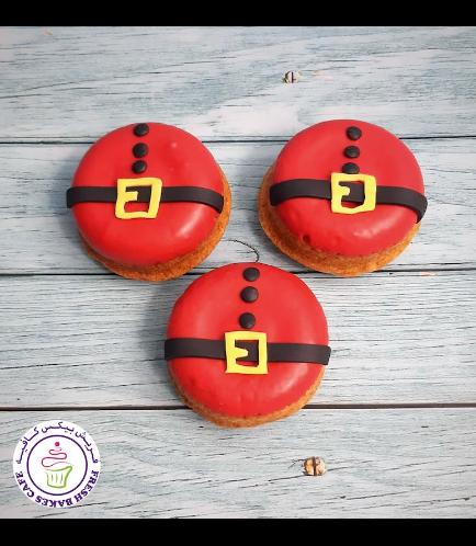 Donuts - Santa 01