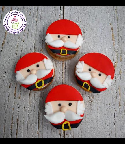 Donuts - Santa 02