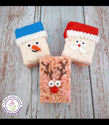 Christmas Themed Krispie Treats - Miscellaneous 01