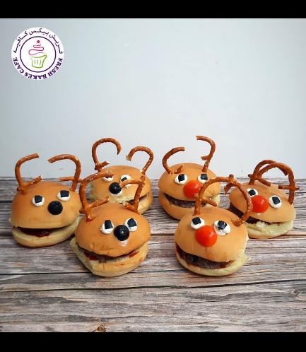 Pastries - Sliders - Reindeers