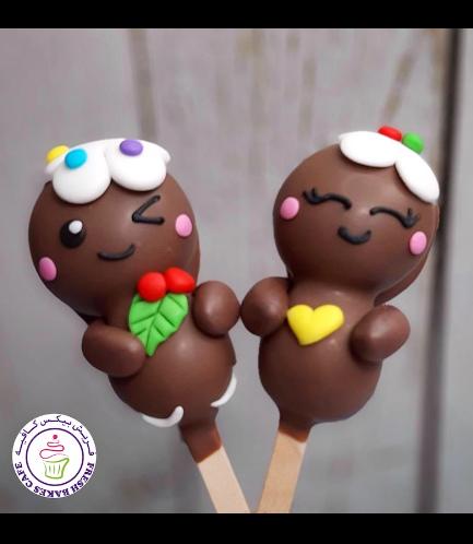 Popsicakes - Gingerbread Men 02