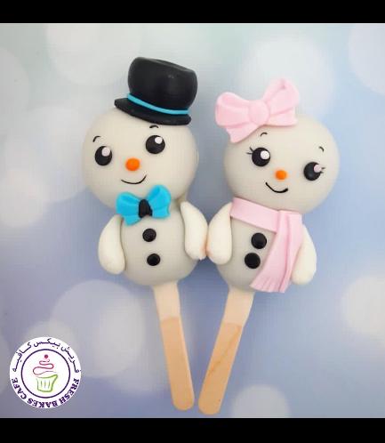 Popsicakes - Snowmen 02
