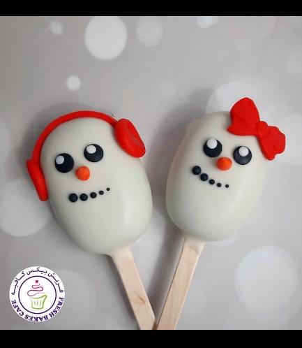 Popsicakes - Snowmen 01