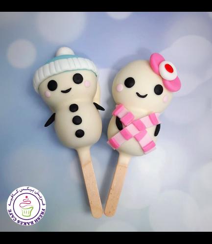 Popsicakes - Snowmen 05