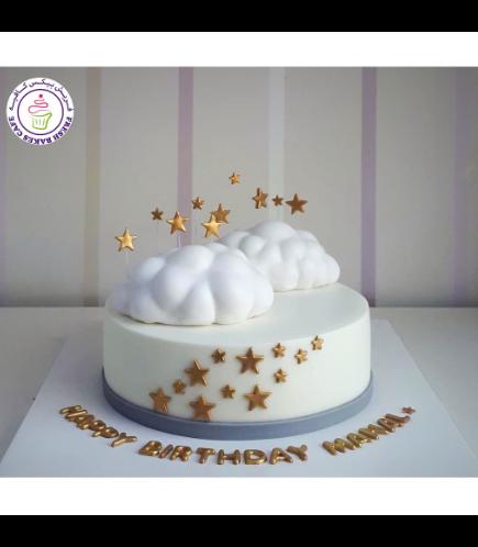 Cake - 3D Clouds 03
