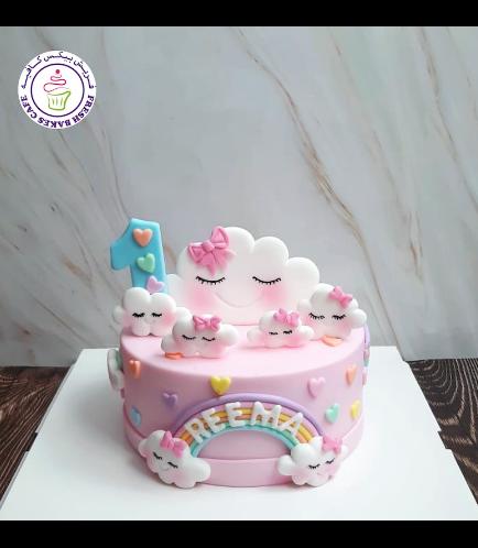 Cake - Clouds