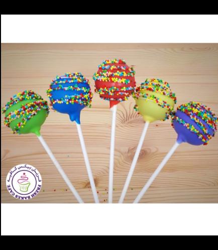 Cake Pops with Sprinkles 03