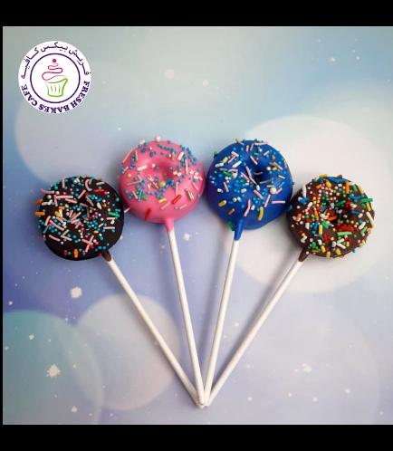Colorful Donut Pops 01