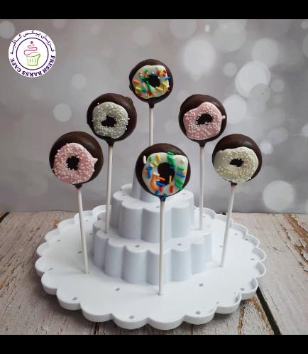 Colorful Donut Pops 08
