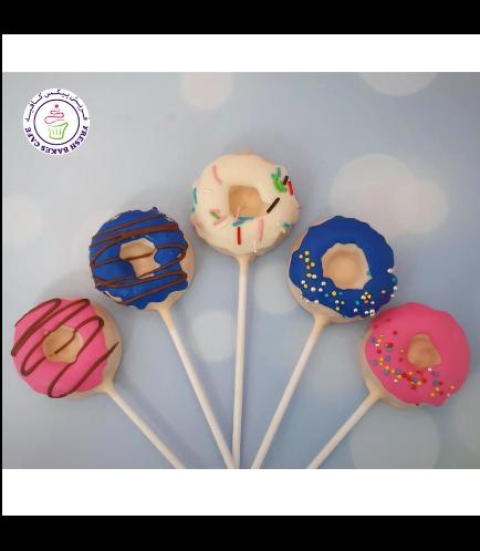 Colorful Donut Pops 07