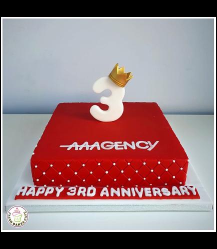 Cake - Number - 3D Cake Topper