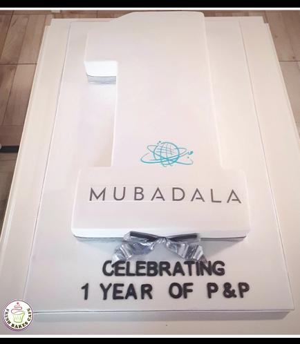 Cake - Number - 3D Cake