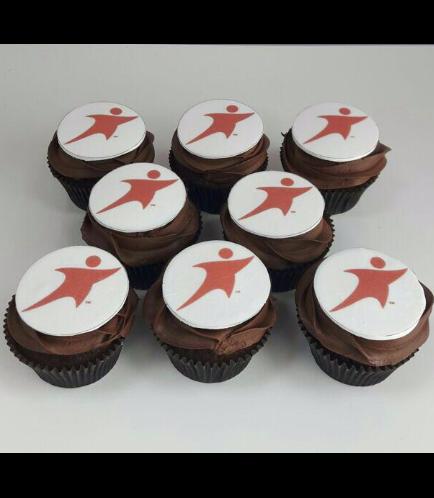 Cupcakes - Printed Logo 03