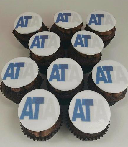 Cupcakes - Printed Logo 01