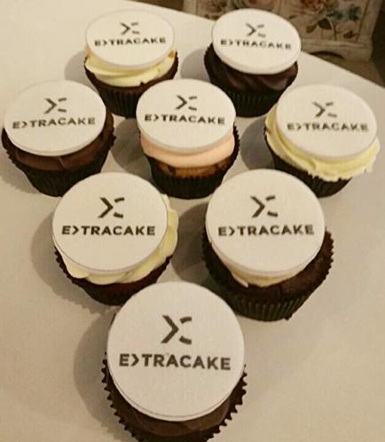 Cupcakes - Printed Logo 02
