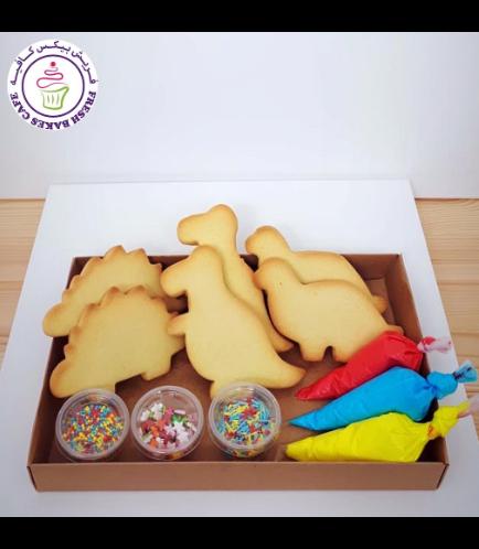 Dinosaur Themed Kit - Vanilla