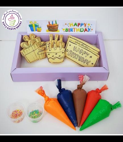 Birthday Themed Kit - Vanilla