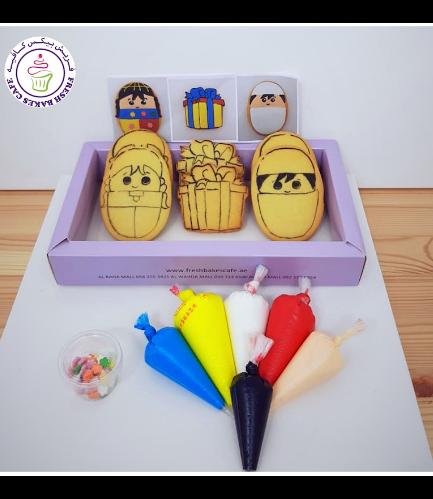 Eid Themed Cookies - Decorating Kits 01