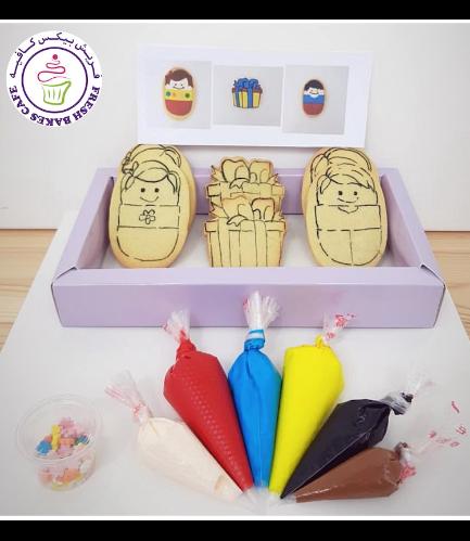 Eid Themed Cookies - Decorating Kits 02