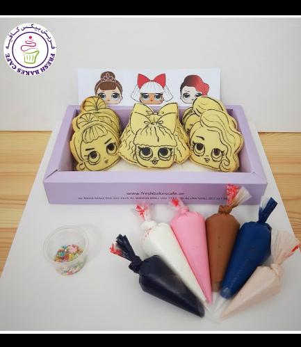 LOL Surprise Dolls Themed Kit - Vanilla