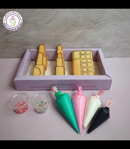 Makeup Themed Kit - Vanilla