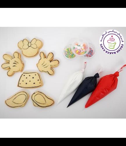 Minnie Mouse Themed Kit - Vanilla