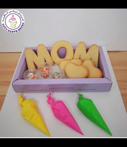 Mom Themed Kit - English - Vanilla
