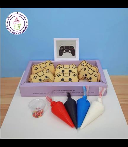 PlayStation Controller Themed Kit - Vanilla