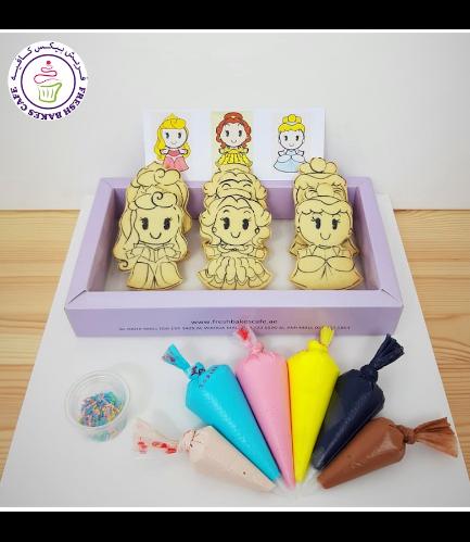 Princesses Themed Kit - Vanilla