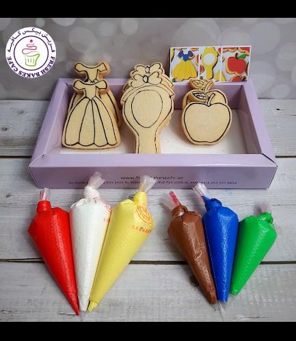 Snow White Themed Kit - Vanilla