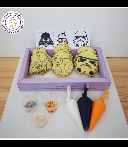 Star Wars Themed Kit - Vanilla