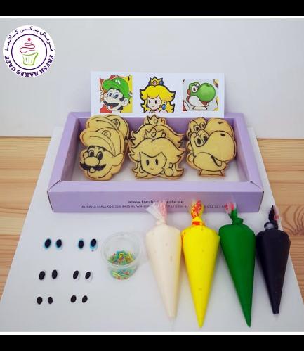 Super Mario Themed Kit 02 - Vanilla