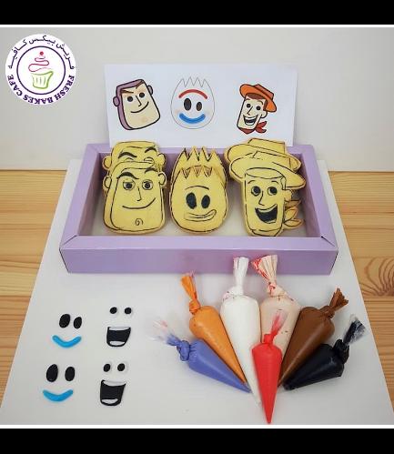Toy Story Themed Kit - Vanilla