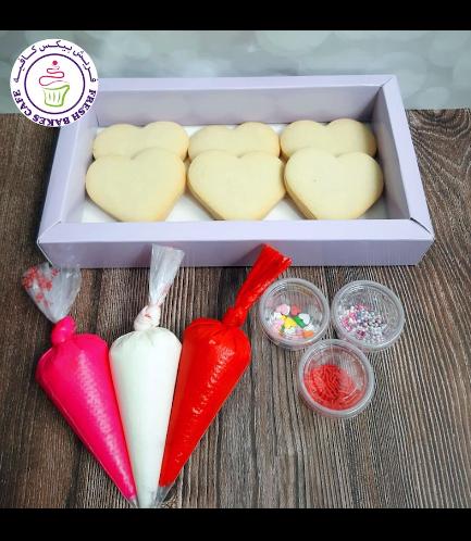 Valentine's Themed Kit - Vanilla