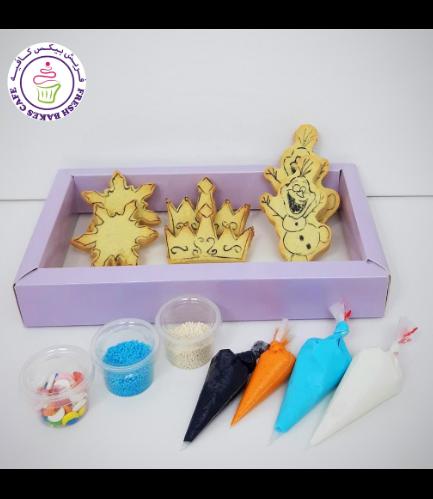 Disney Frozen Themed Kit - Vanilla