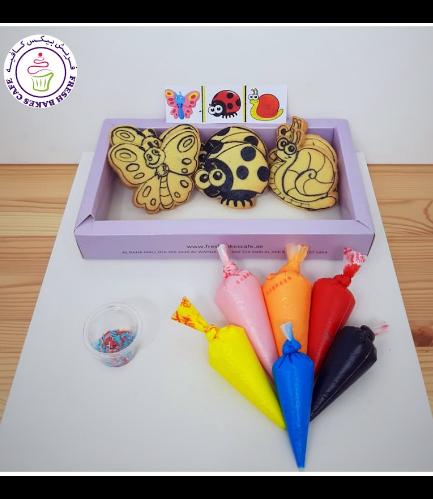Insects Themed Kit - Vanilla