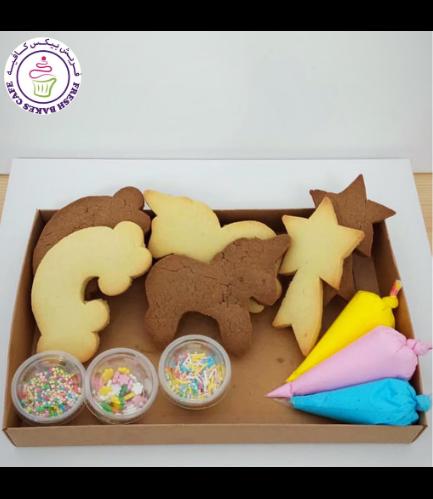 Unicorn Themed Kit - Choco/Vanilla