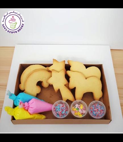 Cookies - Cookie Decorating Kit - Vanilla