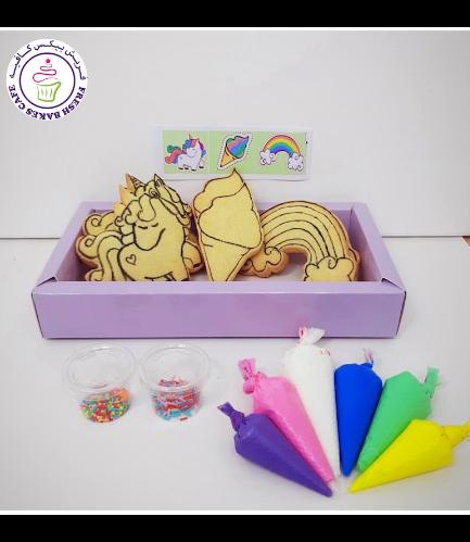Unicorn Themed Kit 02 - Vanilla