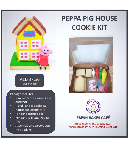 Cookies - Cookie House Kit 01a