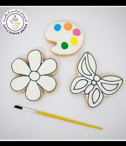 Butterfly & Flower Themed Kit