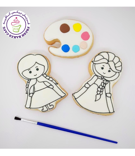 Cookies - Painting Kit