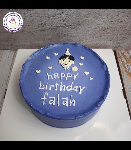 Cake - Birthday Boy