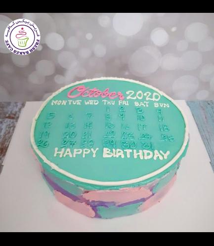 Cake - Calendar 04